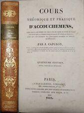 Livres anciens et de collection reliés XIXème sur médecine