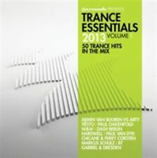 Trance Essentials 2013 Vol. Various Artists Audio CD