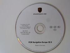 Porsche 955 996 986 PCM 2 Navi CD Great Britain Greece Ireland Norway 2012