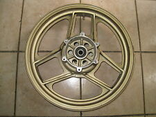GPZ 900 r zx900a roue arrière jante 3,0 x 18 arrière Gold rim wheel rear