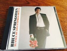 BRUCE SPRINGSTEEN - TUNNEL OF LOVE EXPRESS TOUR Promo CD SEHR SELTEN!!!!