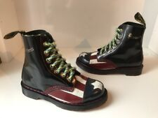Rare Dr. Martens 1460 Con-Gress American Flag Design Limited Boots Sz UK3 EU36