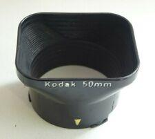 Kodak Retina  plastic lens hood 50 mm lens