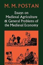 ESSAYS ON MEDIEVAL AGRICULTURE AND GENERAL PROBLEMS OF THE MEDIEVAL ECONOMY - NE