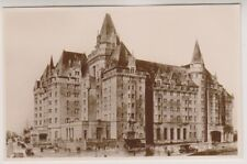 "Canada postcard - The Chateau ""Laurier"" Hotel, Ottawa, Ontaria - RP"