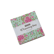"""Charm Pack~CANNING DAY~ MODA FABRIC~42-5"""" SQUARES~COREY YODER~29080PP~FLORAL"""