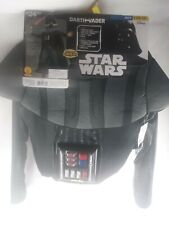 Disney Star Wars Darth Vader Costume 4-Piece Light Up Large Boys 10-12 Brand New