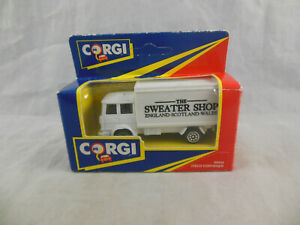 "Corgi Juniors 90044 Iveco Container Truck ""The Sweater Shop"" 1:64 Scale"
