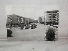 Vecchia cartolina foto d epoca di Lecce zona S Rosa piazza Indipendenza strada