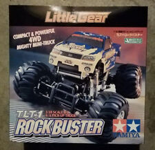 Tamiya TLT-1 Rock Buster Kit 1/18 Scale 4WD 4WS 47201 Holiday Free Shipping New