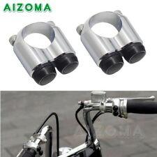 """Pair 1"""" Handlebar Motorbike Momentary Switch 2 Button Switches on off Control"""