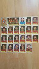 Panini WM 2000 Euro 2000 Portugal 23 Sticker (komplett)