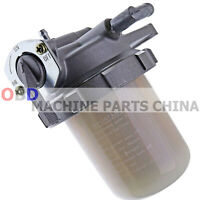 For Kubota Tractor Fuel Filter Assembly 15521-43015 1A001-43010 19271-43010
