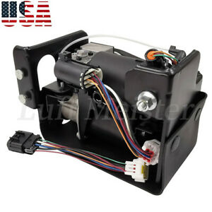 Air Compressor Pump for Cadillac Escalade 2002-14,GMC Yukon 1500 / XL 1500 00-14