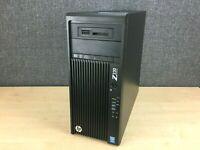 HP Z230 Workstation : i7-4790 CPU, 32GB RAM, 240GB SSD + 4TB HDD, Windows 10