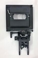Sinar Large Format Camera Front with BINOCULAR LUPE MAGNIFIER, Ship World Wide.