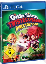 Giana Sisters - Twisted Dreams Directors Cut Ps4 Playstation 4 New Boxed
