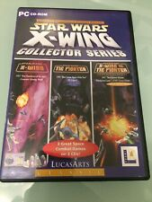 Star Wars: X-Wing Collector Series (PC: Windows, 1994)