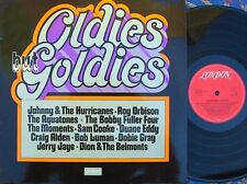 Oldies but Goldies GER Compilation LP NM Decca Bob Luman Moments Dion Aquatones