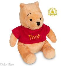 Genuine Disney Winnie The Pooh 18cm H Toy Plush Mini Bean Bag