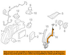 FORD OEM 08-09 Taurus X Auxiliary Air Conditioner-Outlet Hose 5F9Z18472AC