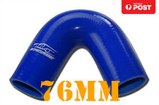4PLY Silicone 135 Degree Elbow Hose Pipe 76mm 3""