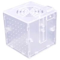 Acryl Aquarium Aufzuchtbecken Ablaichkasten Aufzuchtbehälter Laich-Box Sucker