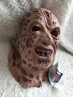 New Line Cinema A Nightmare On Elm Street Freddy Krueger Mask New With Tag
