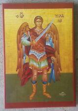 EASTERN ORTHODOX ICON  ARCANGEL MICHAEL