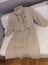 CANDA C&A Damen Wollmantel Grau Mantel Jacke Winter in