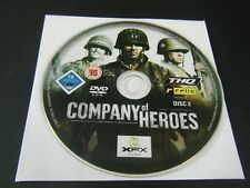 Company of Heroes DVD-ROM (PC, 2006) - Disc 2 Only!!!