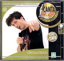 CANTA TU - CD 58 - Super Stars- NCR 1381