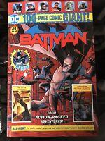 BATMAN SUPERMAN #11 FLASH WONDER WOMAN TITANS SWAMP THING #4 WALMART 100 PAGE DC