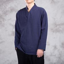 Linen Tai Chi Kung Fu Jacket Wing Chun Meditation Wear Martial Arts Wear
