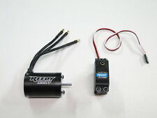 *NEW TEAM ASSOCIATED SC10 2WD Motor 3300 Brushles 0712MG Servo SC10B SC10.3 ATM