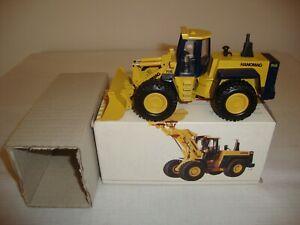 CONRAD 2425 HANOMAG 70E WHEEL LOADER - NR MINT in original BOX