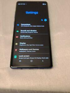 Samsung Galaxy Note8 SM-N950 - 128GB - Deepsea Blue Clear Back (Unlocked) Smart