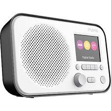 Pure Elan E3 Black Portable DAB Digital FM Radio 151125