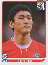 N°150 LEE JUNG-SOO # KOREA REPUBLIC STICKER PANINI WORLD CUP SOUTH AFRICA 2010