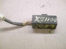 1979 Yamaha XS 1100 turn signal cancellator relay XJ 550