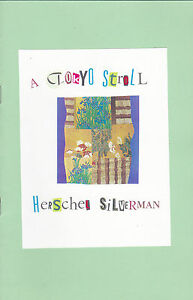 """HERSCHEL SILVERMAN """"A TOKYO STROLL"""" SIGNED BEAT POETRY COLLECTION***"""