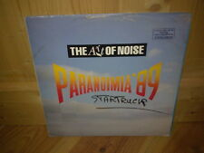 "THE ART OF NOISE paranoimia' 89  12"" MAXI 45T"