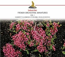 Chamber Phil Of Bohemia - French Orchestral Miniatures Vol 1 [CD]