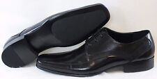 NEW Mens KENNETH COLE Laser Show Black Casual Dress Shoes DISPLAY MODEL