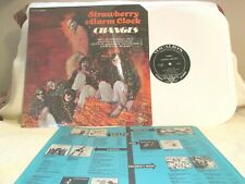 STRAWBERRY ALARM CLOCK CHANGES ORG GARAGE-PSYCH 1971 RAREST LP SHRINK! NM-!