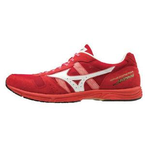 Mizuno Men's Wave Emperor Japan 4 Running Shoes Walking Outdoor Red U1GD192056