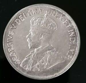 Cyprus 1928 45 Piastres Commemorative Coin - Please Read Description