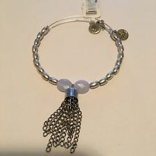 ALEX AND ANI ARTIST'S PALETTE CLOUD IN RUSSIAN SILVER! NWT! RETIRED AND RARE!