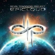 """Donaghy Townsend Project """"epicloud"""" CD NUOVO"""