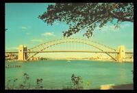 1976 SYDNEY HARBOUR BRIDGE POSTCARD - NEW & PERFECT